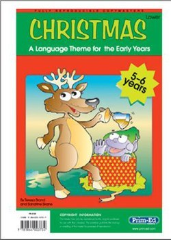 Christmas A Language Theme for the Early Years 5-6 Years- RIC