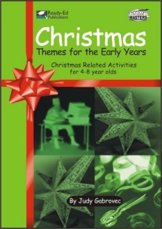 Christmas Themes for the Early 4-8 years old - Ready-Ed