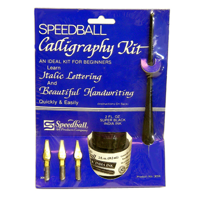 Calligraphy kit for beginners
