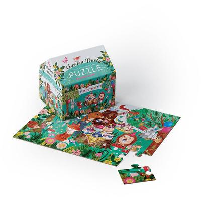 Garden Party Mini Puzzle 24pc