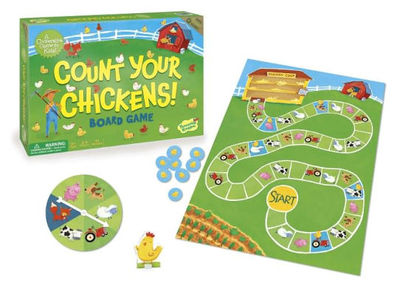 Count Your Chickens Co-operative Board Game