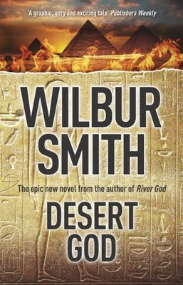 Desert God (Egyptian Series #5)