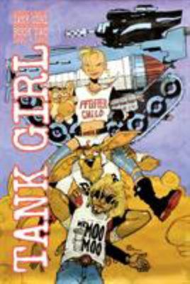 Tank Girl Full Colour Classics Book Two 1990-1993