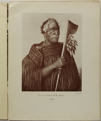 Pictures Of Old New Zealand The Partridge Collection Of Maori Paintings By Gottfried Lindauer