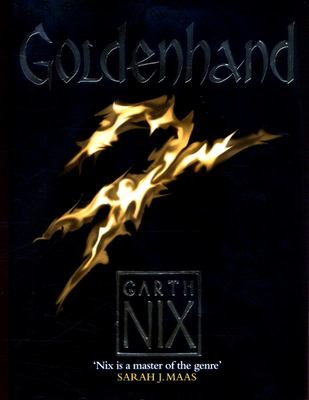 Goldenhand The latest thrilling adventure in the internationally bestselling fantasy series