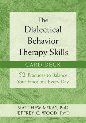 Dialectical Behavior Therapy Skills Card
