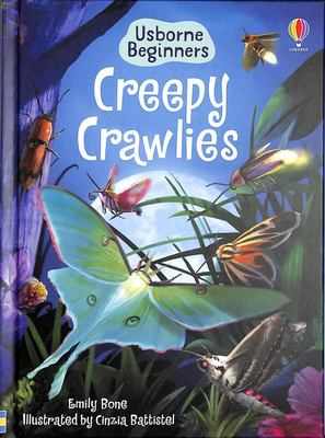 Creepy Crawlies (Usborne Beginners)