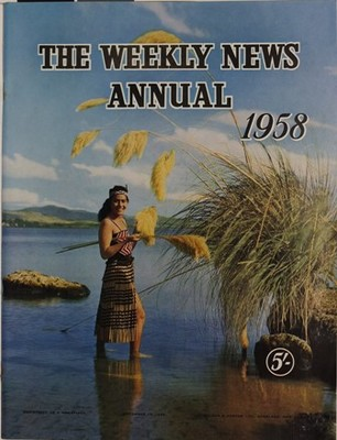 The Weekly News Annual 1958