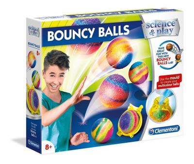 Bouncy Balls: Science & Play