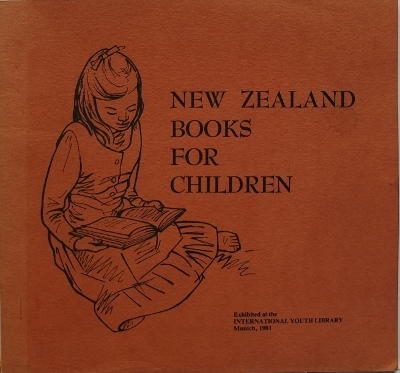 New Zealand Books For Children Exhibited At The International Youth Library Munich 1981