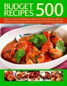 500 Budget Recipes