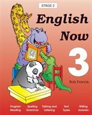 English Now Book 3 (NZ Year 4)