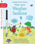 Wipe Clean Weather and Seasons 5-6