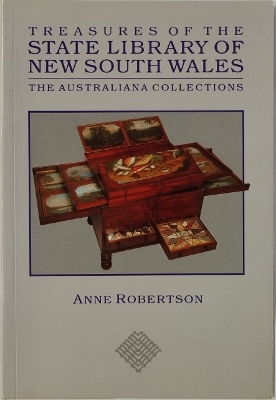 Treasures of the State Library of New South Wales