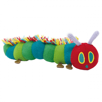 Made With Love Knit Caterpillar