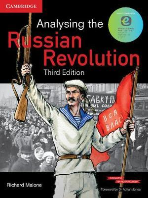 Analysing the Russian Revolution 3E + Interactive Textbook- Secondhand