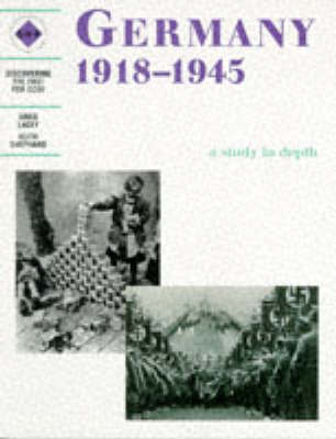 Germany 1918-1945 : a Study in Depth - Secondhand