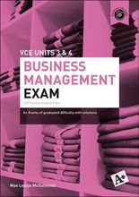 Homepage a business management exam vce units 3 4