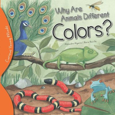 Why Are Animals Different Colors?