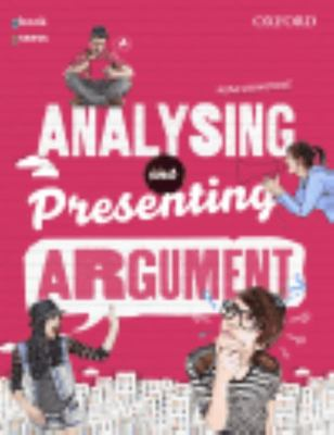 Analysing and Presenting Argument- Secondhand