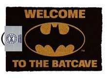 DC Comics Batman - Welcome to the Batcave Doormat