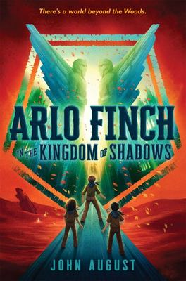 Arlo Finch in the Kingdom of Shadows (HB)
