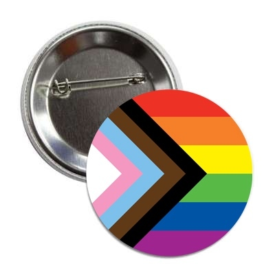 Badge – Progress Pride (2.25 in)