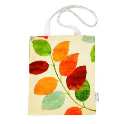 Autumn Leaves Medium Tote