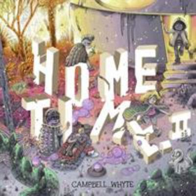 Home Time (Book Two) - Beyond the Weaving