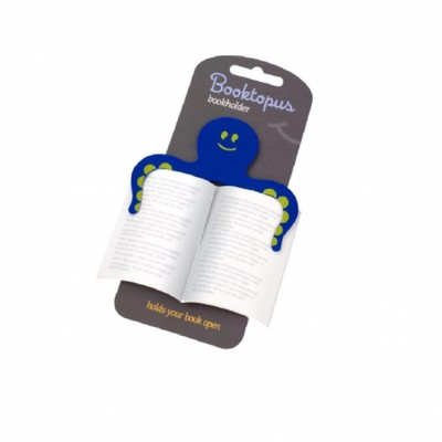 Booktopus Book Holder (Blue)