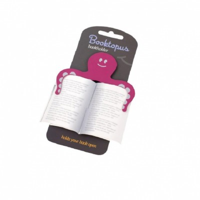 Booktopus Book Holder (Pink)