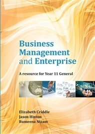 Business Management and Enterprise: A resource for year 11 General - Secondhand