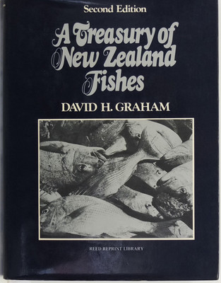 A Treasury of New Zealand Fishes