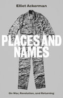 Places and Names: Dispatches of War