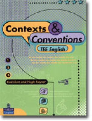 CONTEXTS & CONVENTIONS TEE ENGLISH- Secondhand