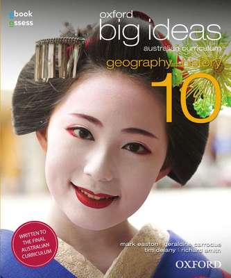 Oxford Big Ideas Geography/History 10 AC (SB/oBook/Assess) - Secondhand