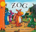 Zog Book and CD