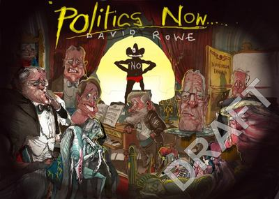 Politics Now: The Best of David Rowe