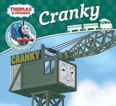 Cranky (Thomas and Friends Engine Adventures)