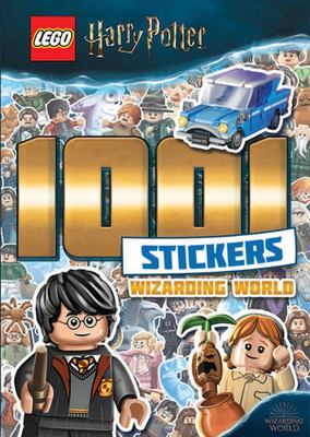 1001 Stickers (LEGO Harry Potter)