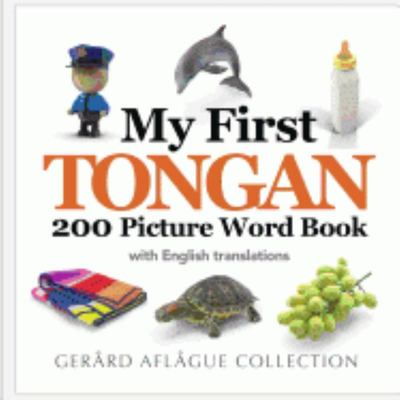 My First Tongan 200 Picture Word Book