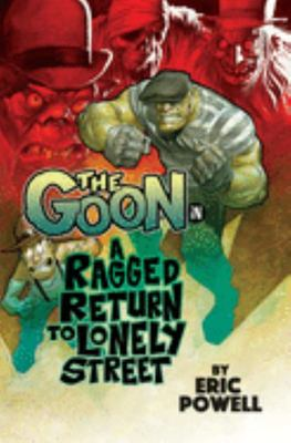 The Goon - A Ragged Return to Lonely Street