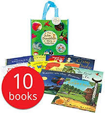 Julia Donaldson story collection Bag of Books