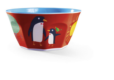 Melamine Bowl -Kids World