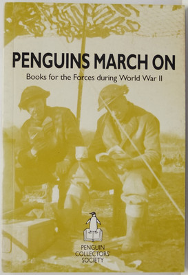 Penguins March On: Books for the Forces during World War II