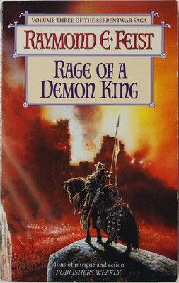 Rage of a Demon King (Serpentwar #3)