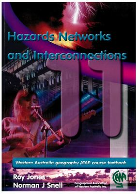 HAZARDS NETWORKS & INTERCONNECTIONS YEAR 11 SECONDHAND