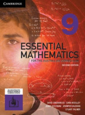 Cambridge Essential Mathematics for the Australian Curriculum Year 9  2nd Edition - SECONDHAND