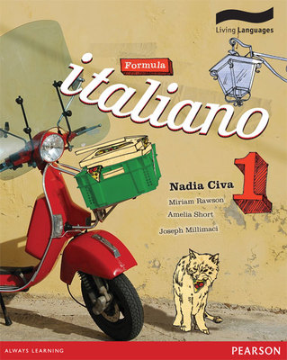 Formula Italiano 1 Student Book with CD- SECONDHAND