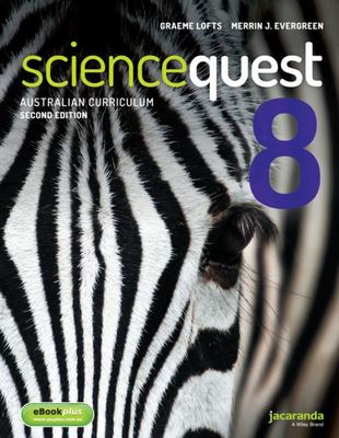 Science Quest 8 for the Australian Curriculum 2Ed - SECONDHAND
